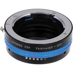 Adaptador Fotodiox de objetivos Kyocera Yashica-AF para micro-4/3