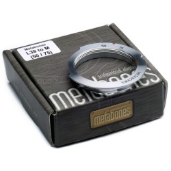 Metabones adapter for M39 thread to Leica-M (6 bit -50/75))