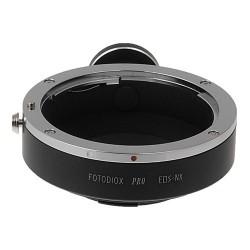 Adaptador Fotodiox Pro de Objetivos Canon EOS para Samsung NX