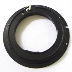 Adapter for Exakta lens to Canon EOS
