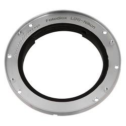 Montura de sustitución objetivos Leica-R a Nikon de Fotodiox