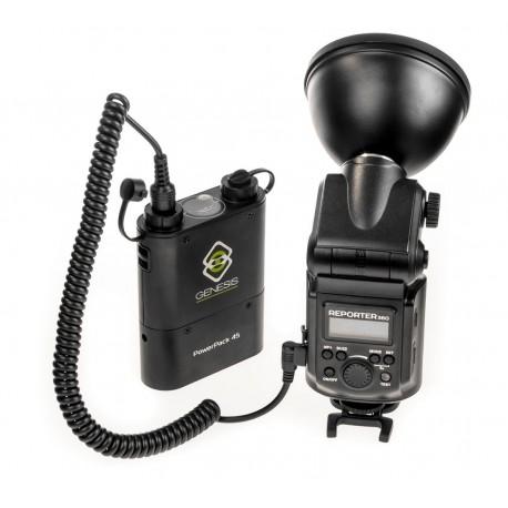 GENESIS REPORTER 360 portable flash