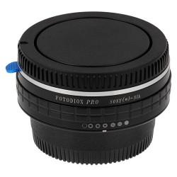 Adaptador Fotodiox Pro de Sony Alpha/Minolta-AF para  Nikon