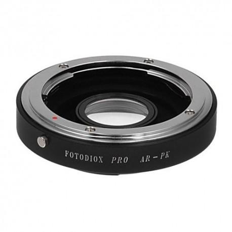 Adaptador Fotodiox Pro de objetivos Konica-AR para Pentax-K