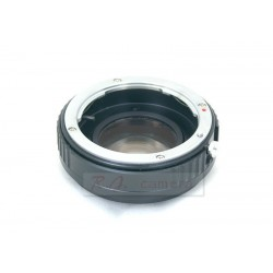 RJ Focal reducer Nikon-G lens to micro-4/3
