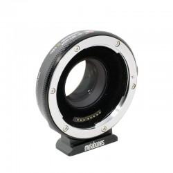 Reductor de Focal XL Metabones T de Canon-EF a micro-4/3 S