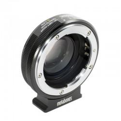 Reductor de Focal XL Metabones T de Nikon-G a micro-4/3