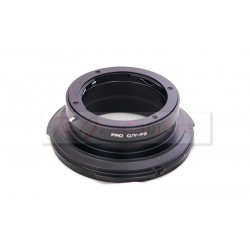 Contax-Yashica lens Mount adapterSony FZ (F3,F5,F55) movie camera