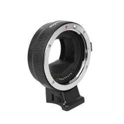 Adaptador Inteligente Commlite Canon EOS para Sony E