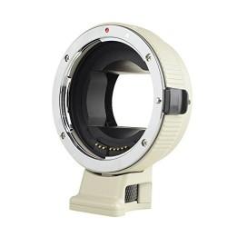 Adaptador Inteligente AF Commlite Canon EOS para Sony E