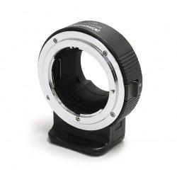 Adaptador AF Commlite CoMix de Nikon-G a montura Sony-E