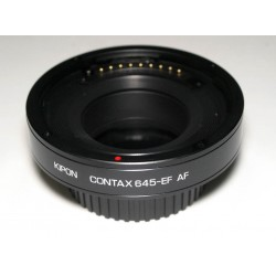 Kipon Electronic AF adapter for Contax-645 lens to Canon EOS