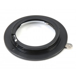 Adaptador objetivos NIKON-G para Canon EOS