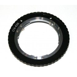 Adapter for Contax / Yashica lens to Canon EOS