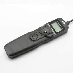 Cable Disparador con Temporizador para EOS 5D