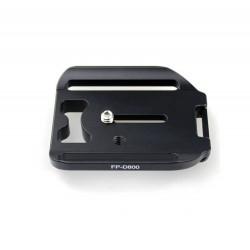 Zapata Fittest especial para Nikon D800 (FP-D800)