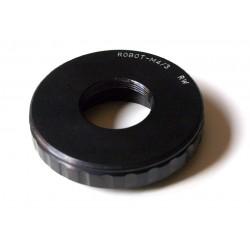 Adaptador RW de objetivos Robot para cámaras micro-4/3