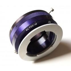 Adaptador RW de objetivos Altix-N para cámaras Sony montura-E