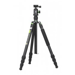 Genesis A3 Kit Professional Tripod and BH34 head
