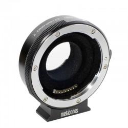 Adaptador Metabones de Objetivos Canon EF a micro-4/3