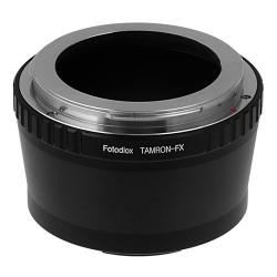 Fotodiox adapter for Tamron Adaptall lens to Fuji-X camera