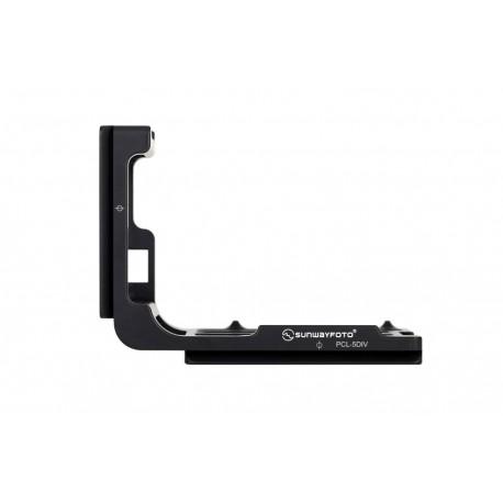 Sunwayfoto PCL-5DIV Specific L Bracket for Canon