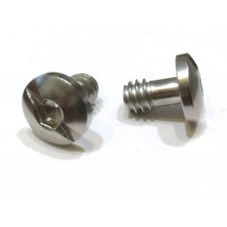 Captive Screw for Camera / Tripod  /  Plate,   2 screw pack FR-1/4