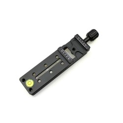 Fittest FNR-140 nodal rail 140mm with Integrated Clamp & Quick Release Plate