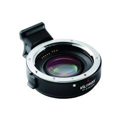 Reductor de Focal AF Viltrox de Canon EF a Sony NEX