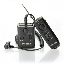 PHOTTIX Cleon II shutter release for cameras. C8 for Canon