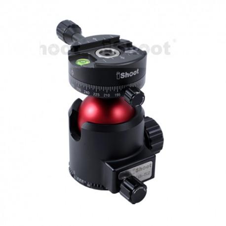 iShoot IS-FB52QJ64 Panoramic Professional Ballhead