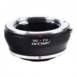 K&F Concept Adapter for Minolta-MD lens to Fuji-X