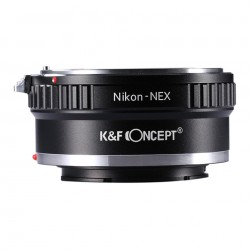K&F Concepts adapter for Nikon lens to Sony E-mount