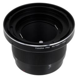 Adaptador Fotodiox Pro de objetivos Mamiya RZ67 para Canon EOS