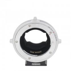 Adaptador CINE Metabones de Objetivos Canon EF-T a Sony montura-E Mark VI
