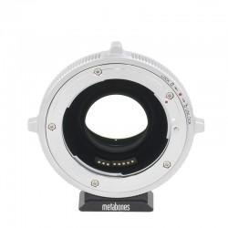 Reductor Focal ULTRA Metabones de Canon-EF (T-CINE) a Sony montura-E