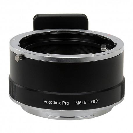 Fotodiox Pro Adapter for Mamiya-645 lens to Fuji GFX 50S