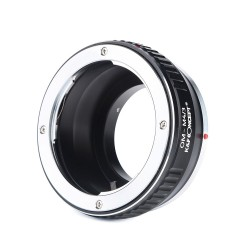 K&F Concept  Adapter for OM lens to Olympus micro 4/3