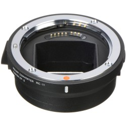 Sigma MC-11 adapter for Canon EF lens to Sony E-mount