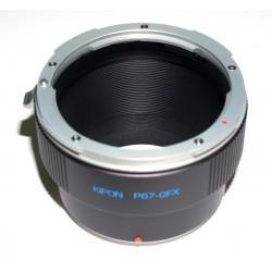 Adaptador objetivos Hasselblad Xpan para Fuji GFX50S