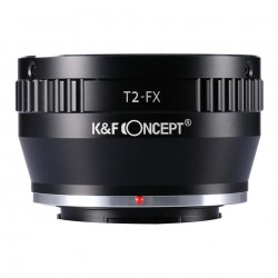 K&F Concept Adapter for T2 lens to Fuji-X