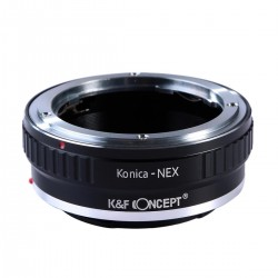 K&F Concept Adapter for Konica-AR lens to Sony-E