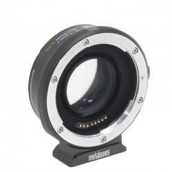 Reductor Focal ULTRA II Metabones de Canon-EF (T) a Sony montura-E