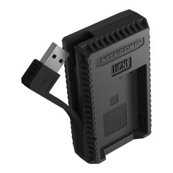 UCN1 USB Battery Charger for Canon LP-E6 LP-E6N LP-E8