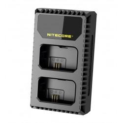 Cargador para baterías Sony NP-FW50 Nitecore USN1