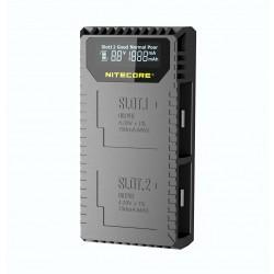 Cargador para baterías GoPro-5 UGP5