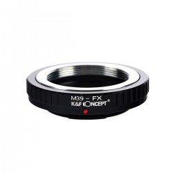 K&F concepts Adapter for Leica Thread M39 to Fuji-X