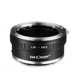 Adaptador K&F Concept Leica-R para Sony montura-E