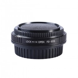 K&F Concept Adapter for Canon-FD lens to Canon EOS