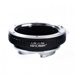 Adaptador K&F Concept Leica-R para Leica-M